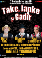 Take, Ianke și Cadâr